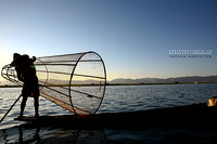 Fisherman of Inle Lake - 1