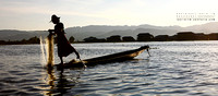 Fisherman of Inle Lake - 2