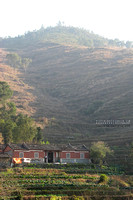Home by the hill - in Xiang Yun Town